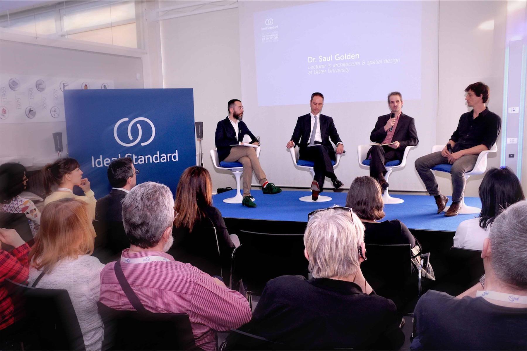 Ideal Standard Panel Talk | Paolo Ferrarini